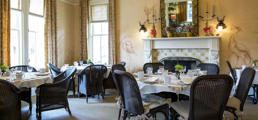 tallman hotel dining room