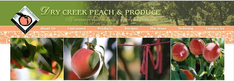 Dry Creek Peach