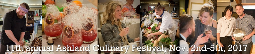 ashland culinary event nov 2017