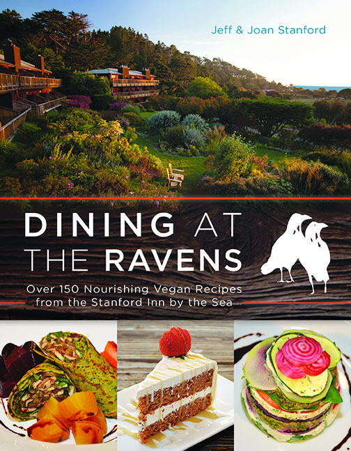 Good Food Hour interview with Jeff Stanford - Stanford Inn Eco Resort Mendocino CA