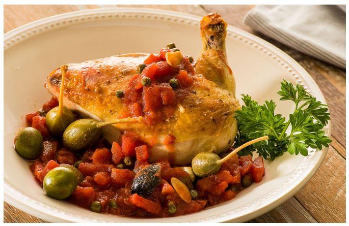 breast of chicken