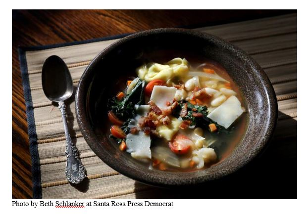 winter soup by chef john ash