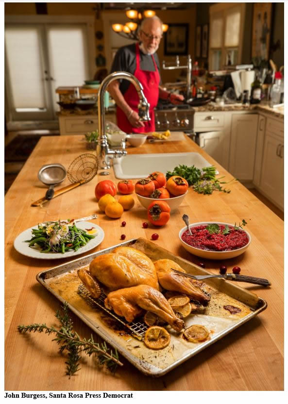 thanksgiving with chef john ash